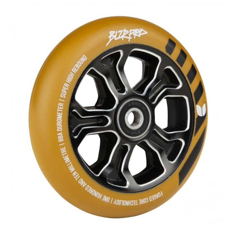 Blazer Pro Rebellion Forged Wheel 110mm ABEC 11 - Gum/Black 1ks