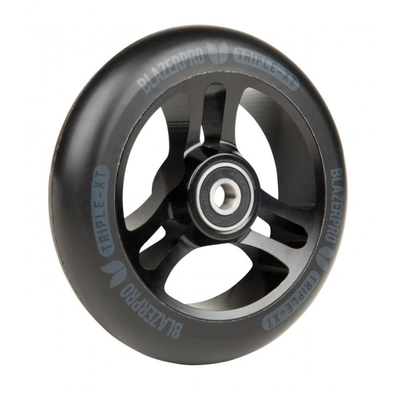 Blazer Pro Triple XT Wheel 110mm ABEC 9 - Black/Black 1 ks