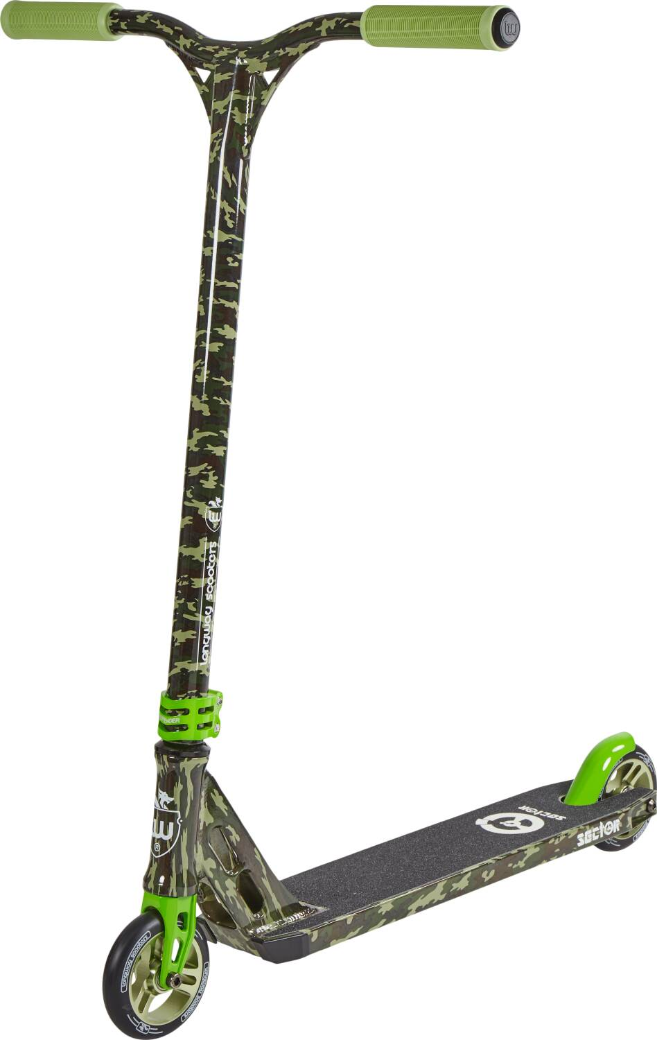 Longway Sector 2K19 Pro Scooter Camo
