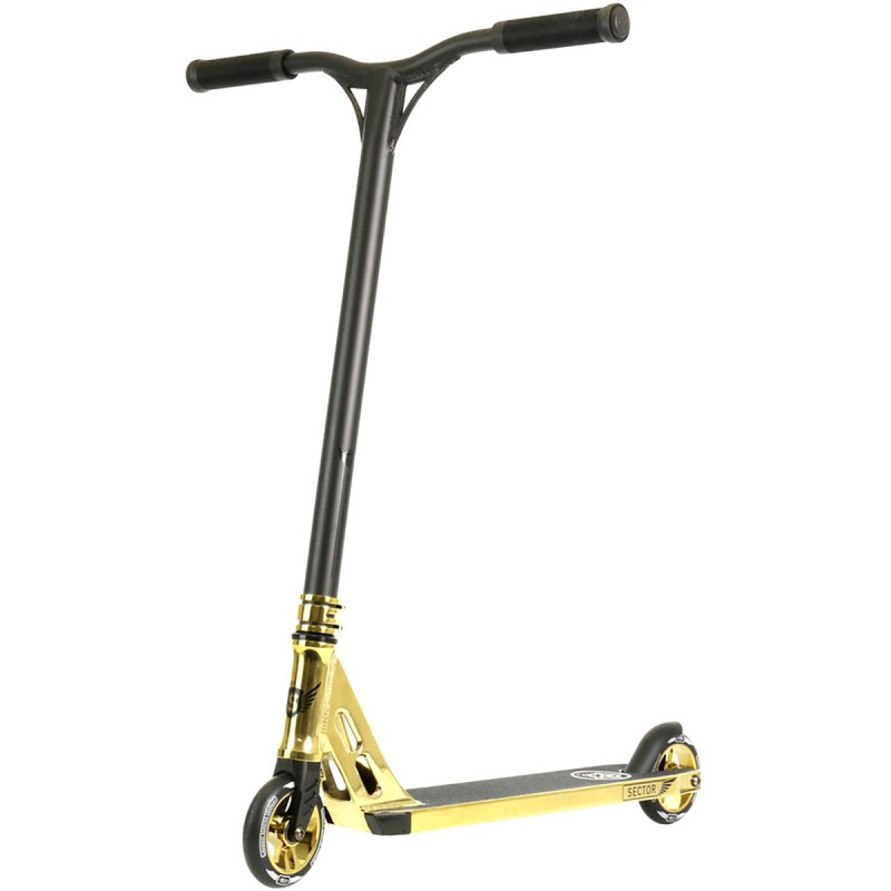Longway Sector V2 Scooter - Neogold