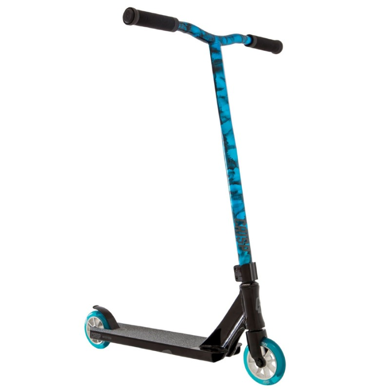 Crisp Inception Scooter - Black / Blue