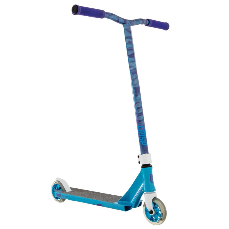 Crisp Inception Scooter - Blue / Purple