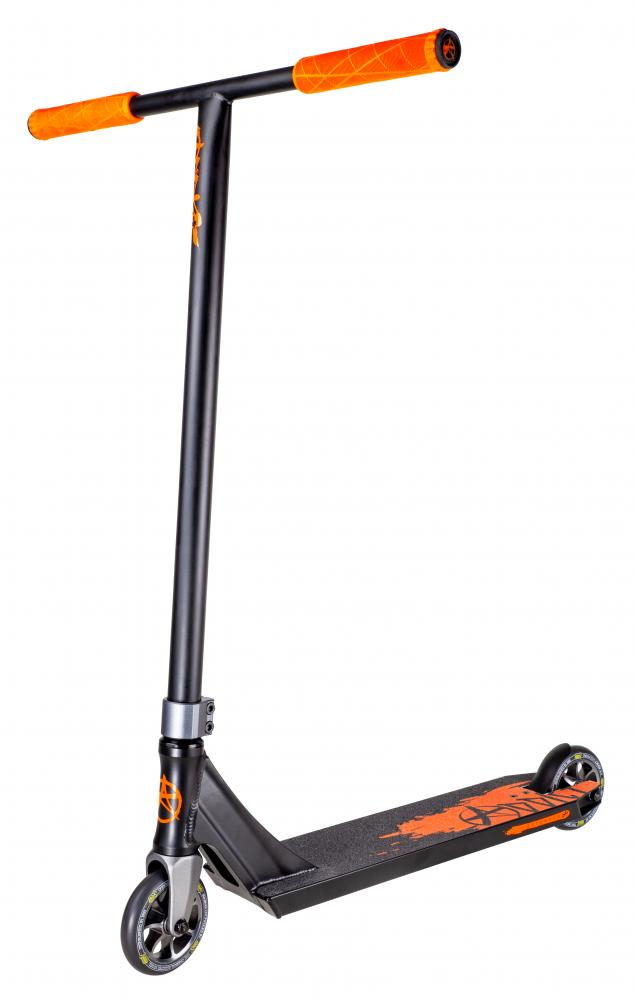 Addict Defender MK II Scooter - Black/Orange