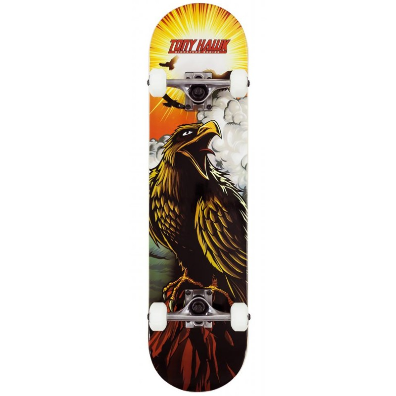 Tony Hawk 180 Series Skateboard - Hawk Roar