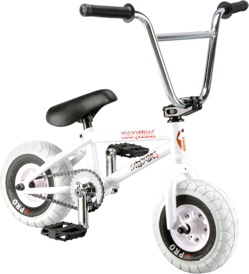 Rocker 3+ Hannibal Freecoaster Mini BMX Bike
