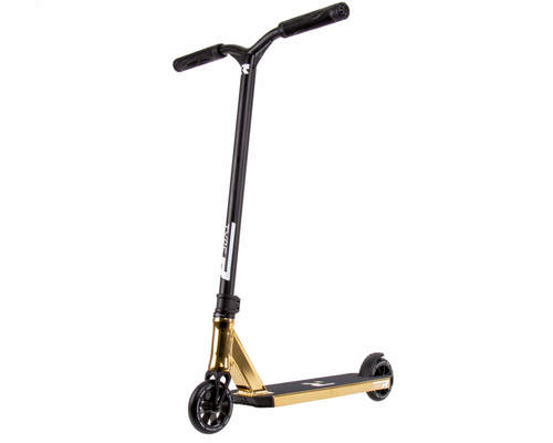 Root Industries Type R Complete Scooter | Gold Rush