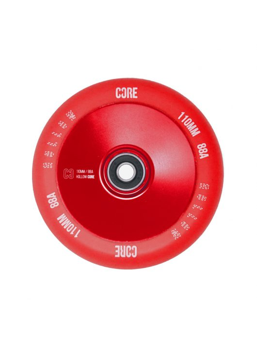 CORE Hollow Core V2 110mm Wheel - Red