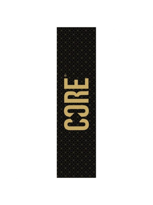 CORE Classic Grip Tape - Grid Gold