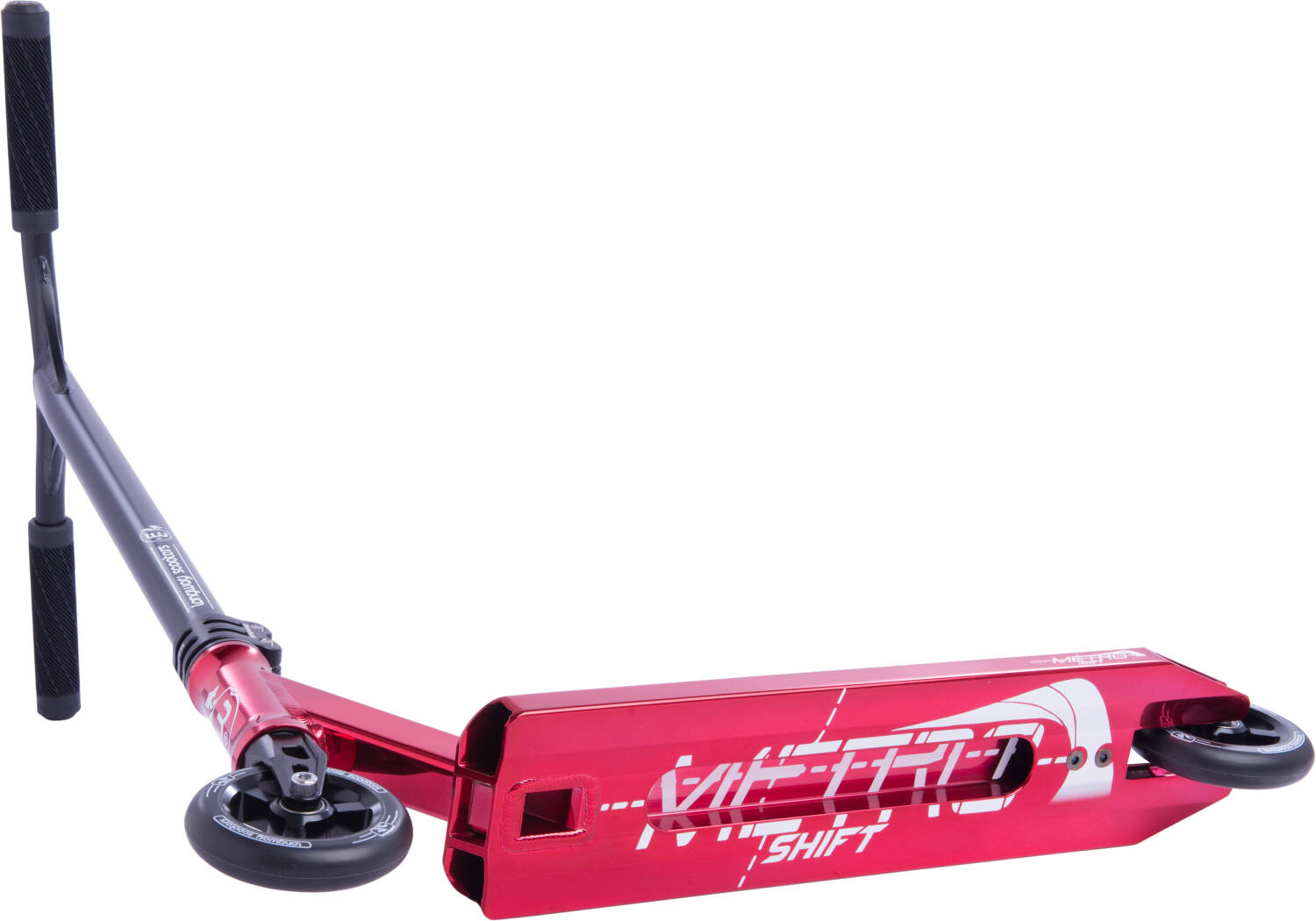 Longway Metro Shift Pro Scooter - Ruby