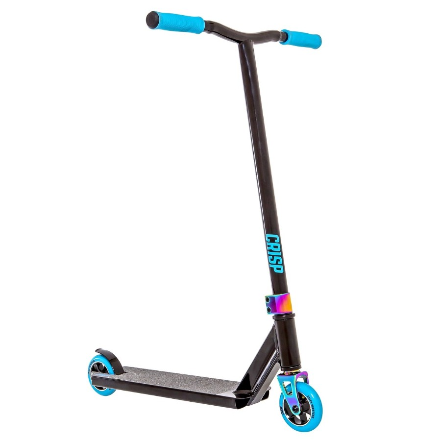 Crisp Switch Scooter 2020 - Black / Blue