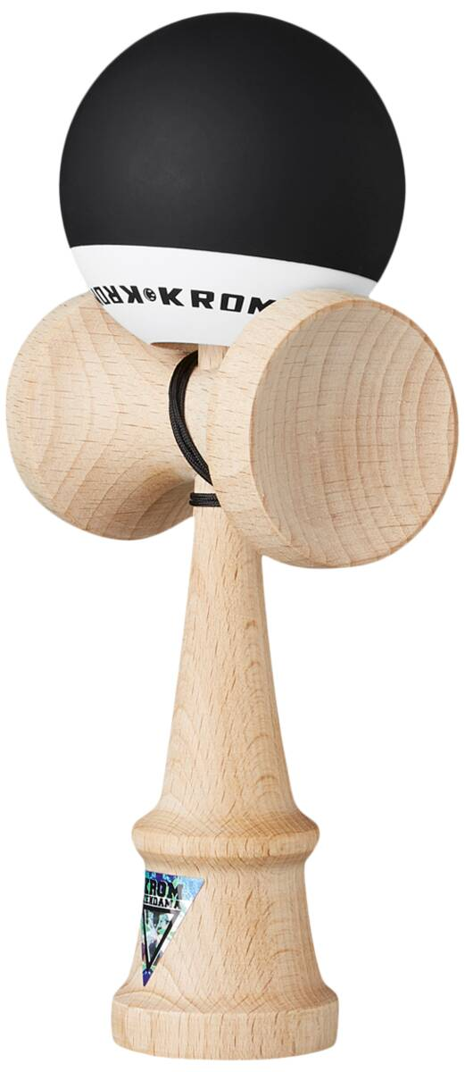 KROM Pop Kendama - Black
