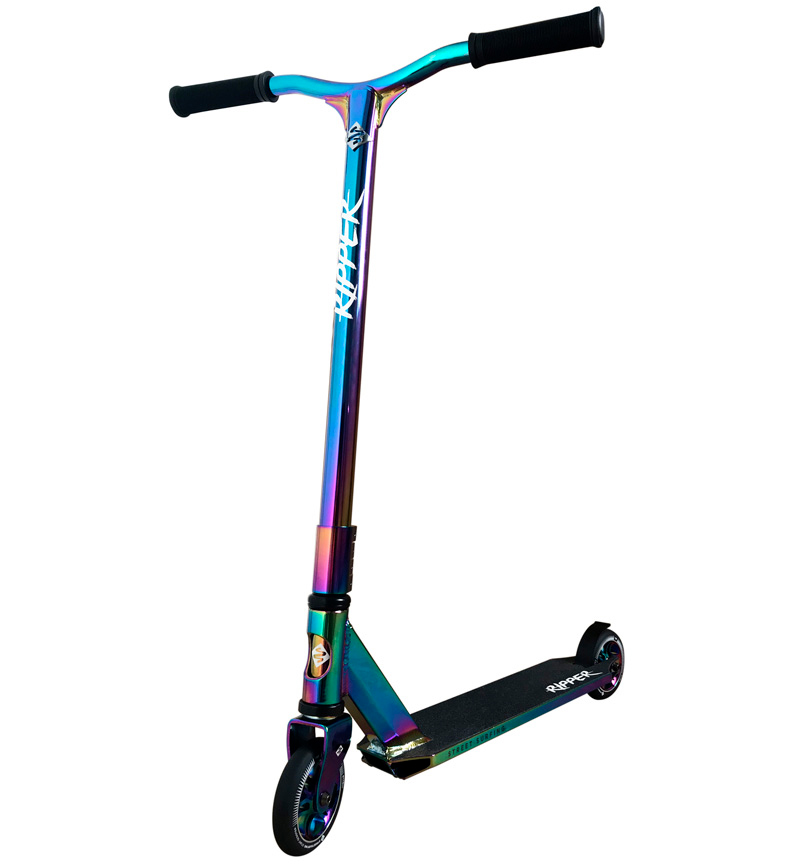 Street Surfing Ripper Scooter - Neochrome