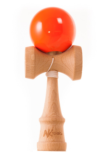 KENDAMA NOKAIC CLASSIC ORANGE