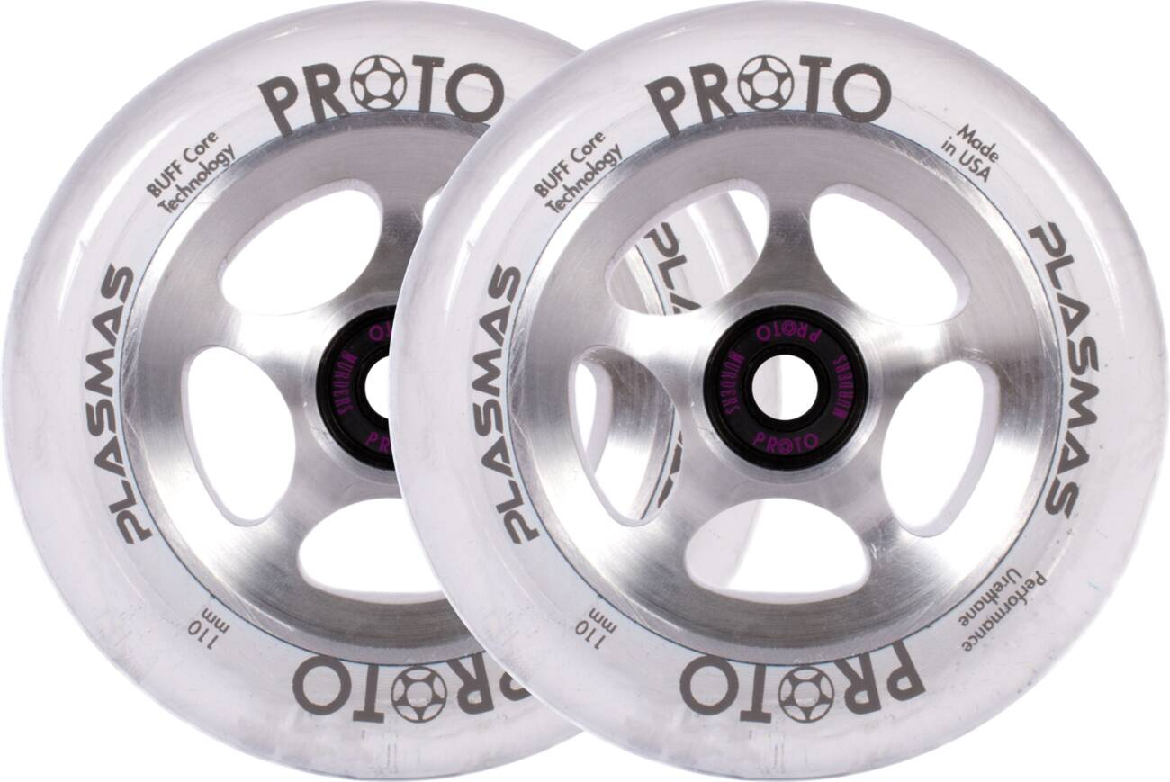 Proto Plasma Pro Scooter Wheels 2-Pack 110mm - Star Light