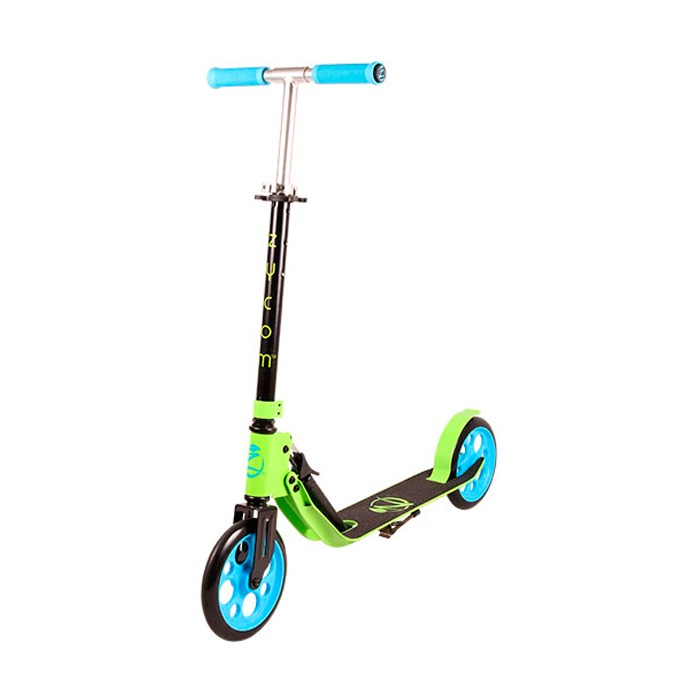 Zycom Easy Ride 200 Scooter - Green / Blue