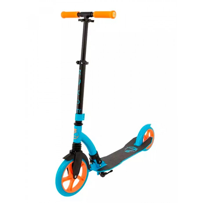 Zycom Easy Ride 230 Scooter - Blue / Orange