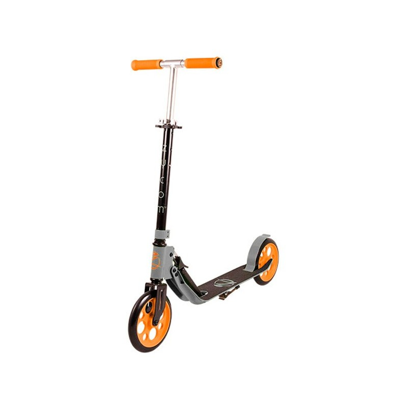 Zycom Easy Ride 200 Scooter - Silver / Orange