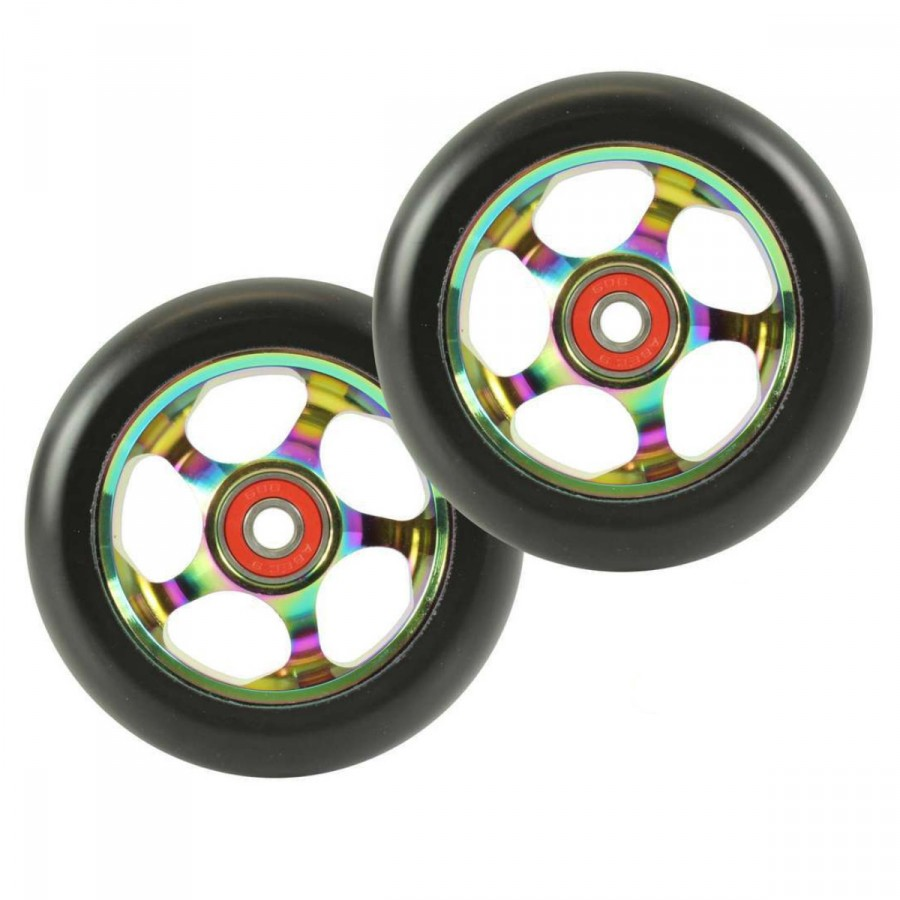 2 ks Root Industries Re-Entry Wheels 100 mm - Rocket Fuel