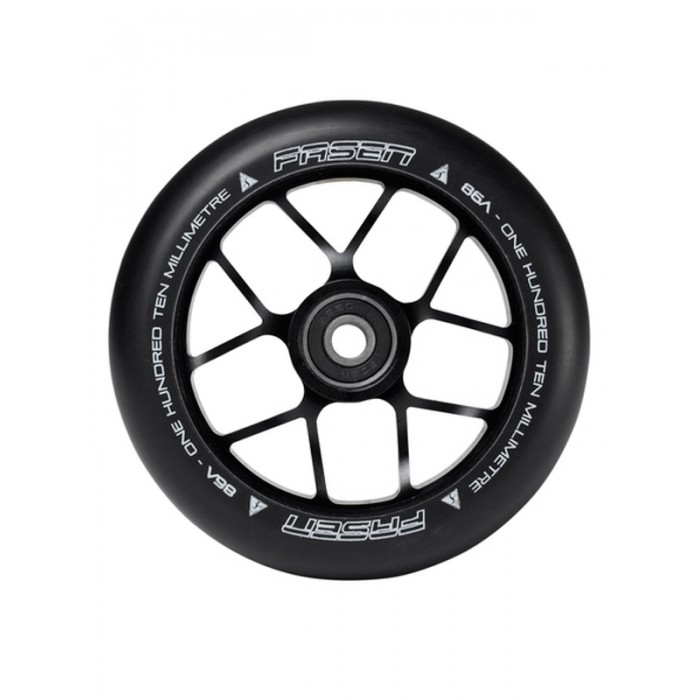 Fasen Jet 110mm Wheel - Black