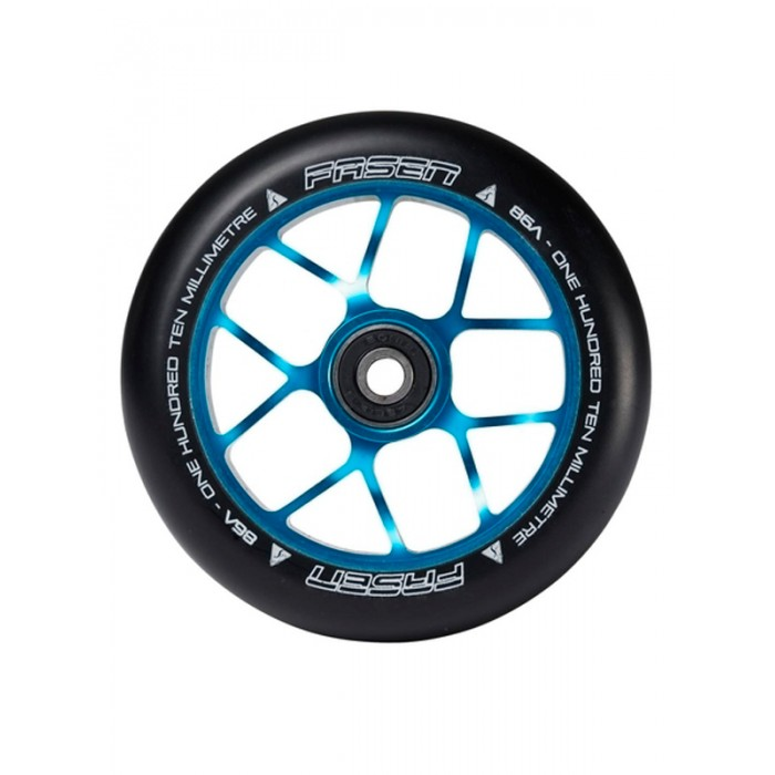 Fasen Jet 110mm Wheel - Teal