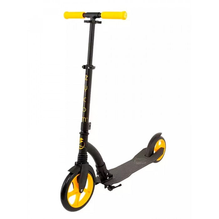 Zycom Easy Ride 230 Scooter - Black / Yellow