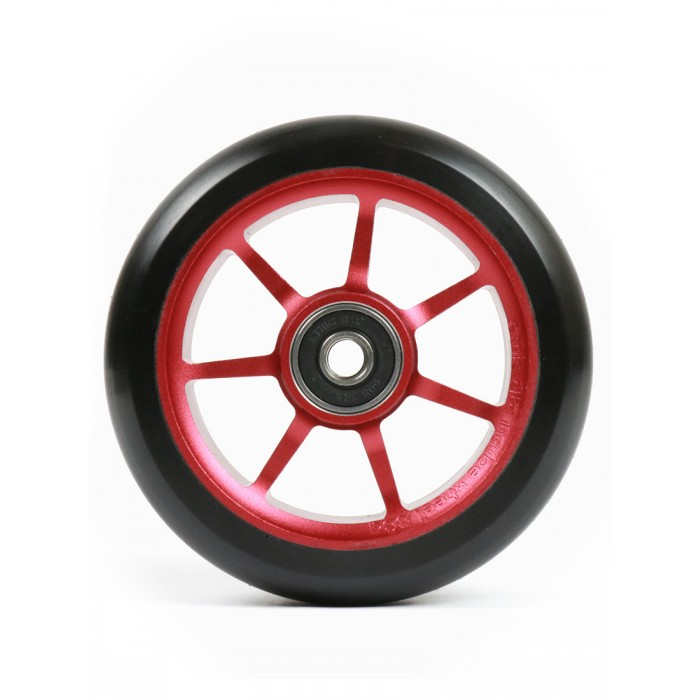 Ethic DTC Incube Wheel 100mm - Red