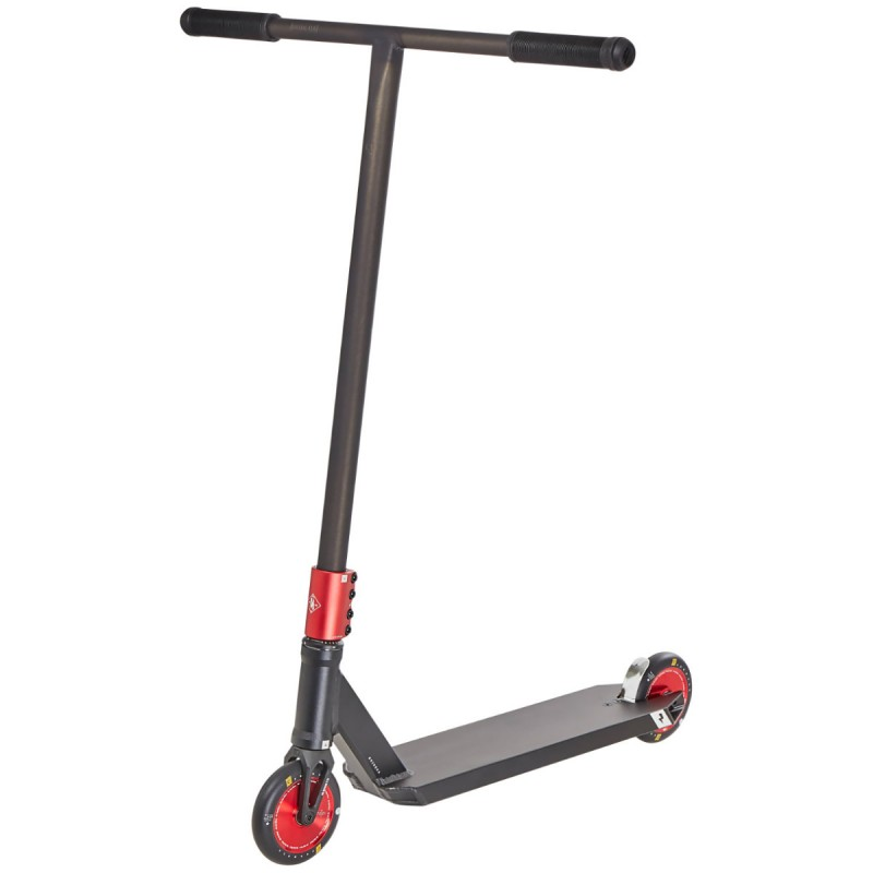 UrbanArtt - Primo V3 Black / Red Scooter