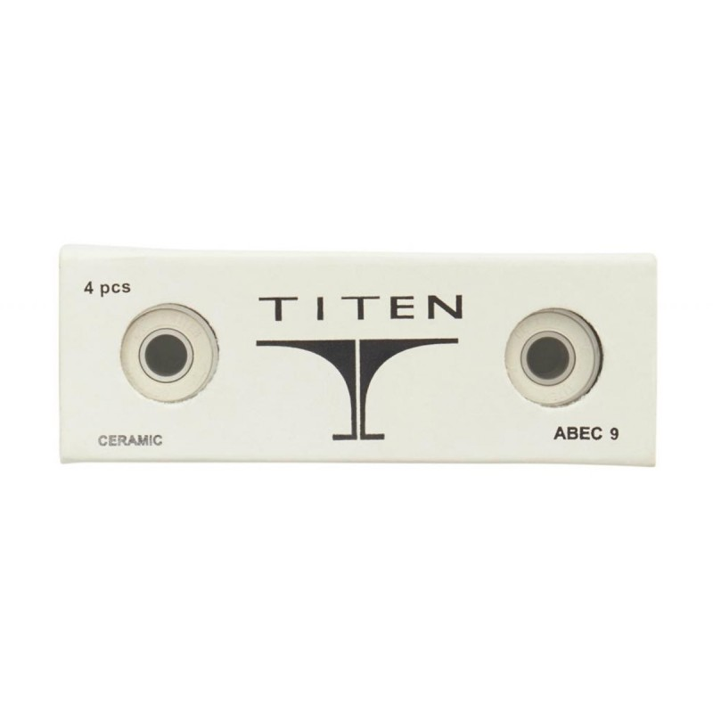Titen Ceramic Bearings Set