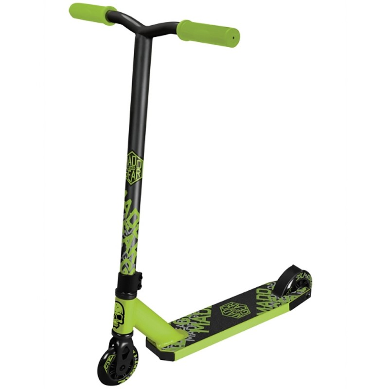 Madd Gear Whip Tacker Scooter - Lime / Black