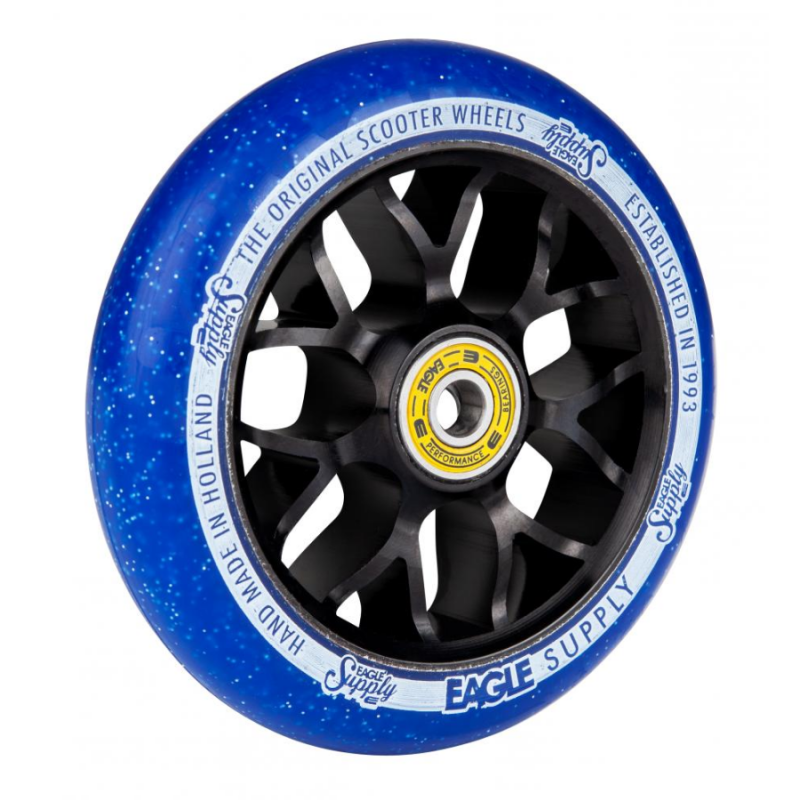 Eagle Supply Standard Line X6 Candy Wheel 110mm - Blue