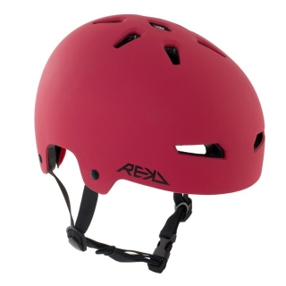 Rekd Elite Helmet - Red / Black